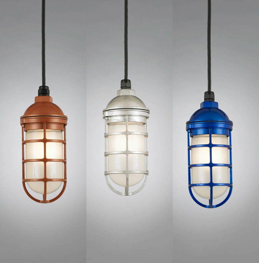 Hi Lite Manufacturing Rlm Saucer Vapor Jar Outdoor Pendant Light Fixture Hlt
