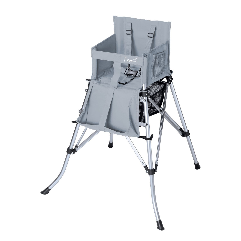 Creative Outdoor Folding Portable High Chair by Creative Outdoor