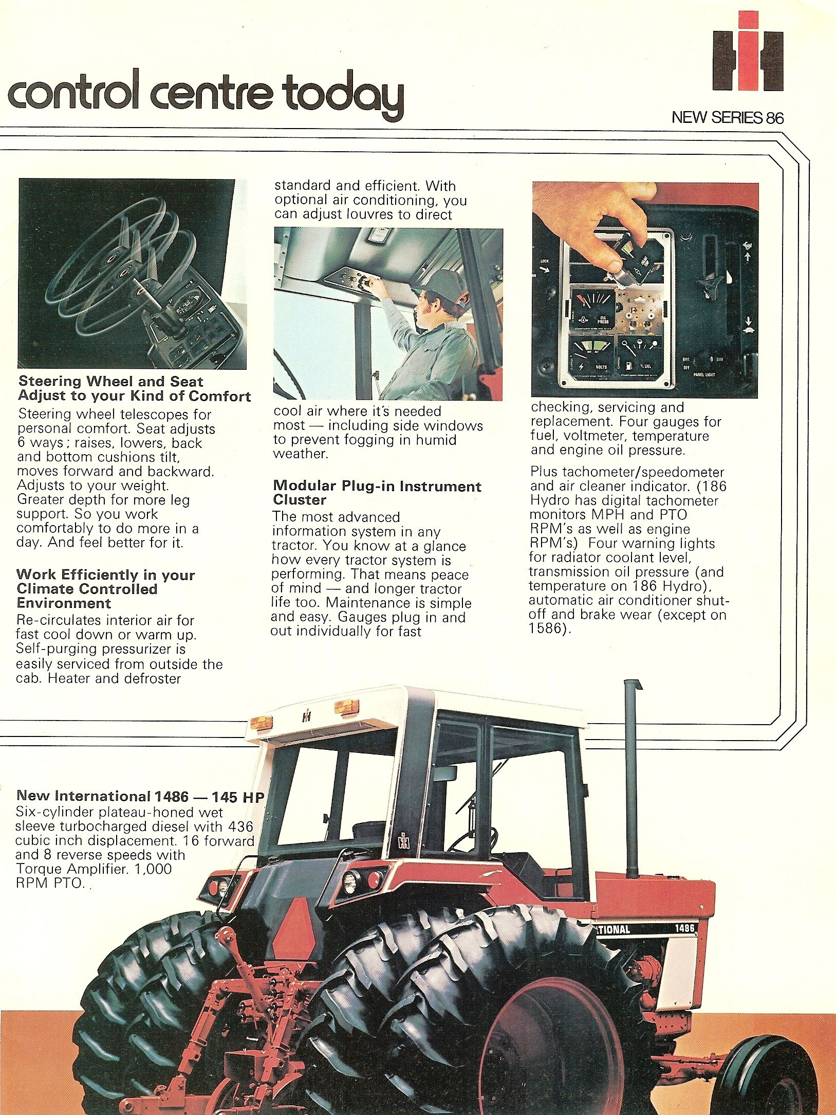 IH Series 86 | International Harvester Advertising | International