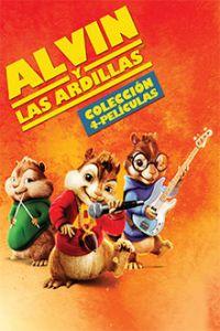 Alvin Y Las Ardillas Colección 4 Películas Ardillas Peliculas