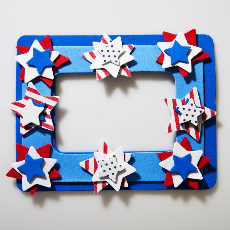 Shop for Sale - Patriotic Photo Magnetic Craft Kit - Sale, Patriotic ...