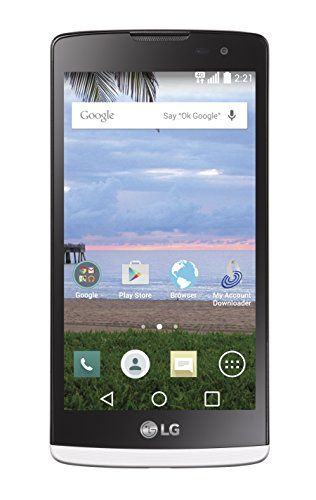 Boost Mobile Phones Walmart >> Lg Destiny 4g Android Prepaid Phone With Triple Minutes