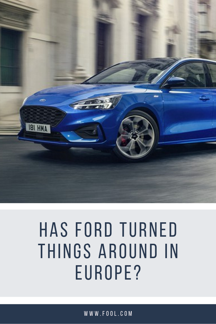 Has Ford Turned Things Around In Europe Ford Europe Commercial Vehicle