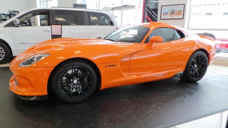 2014 Dodge Srt Viper Time Attack For Sale At Dave Smith Motors 1