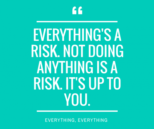Everything Everything Ya Book Quote 2015