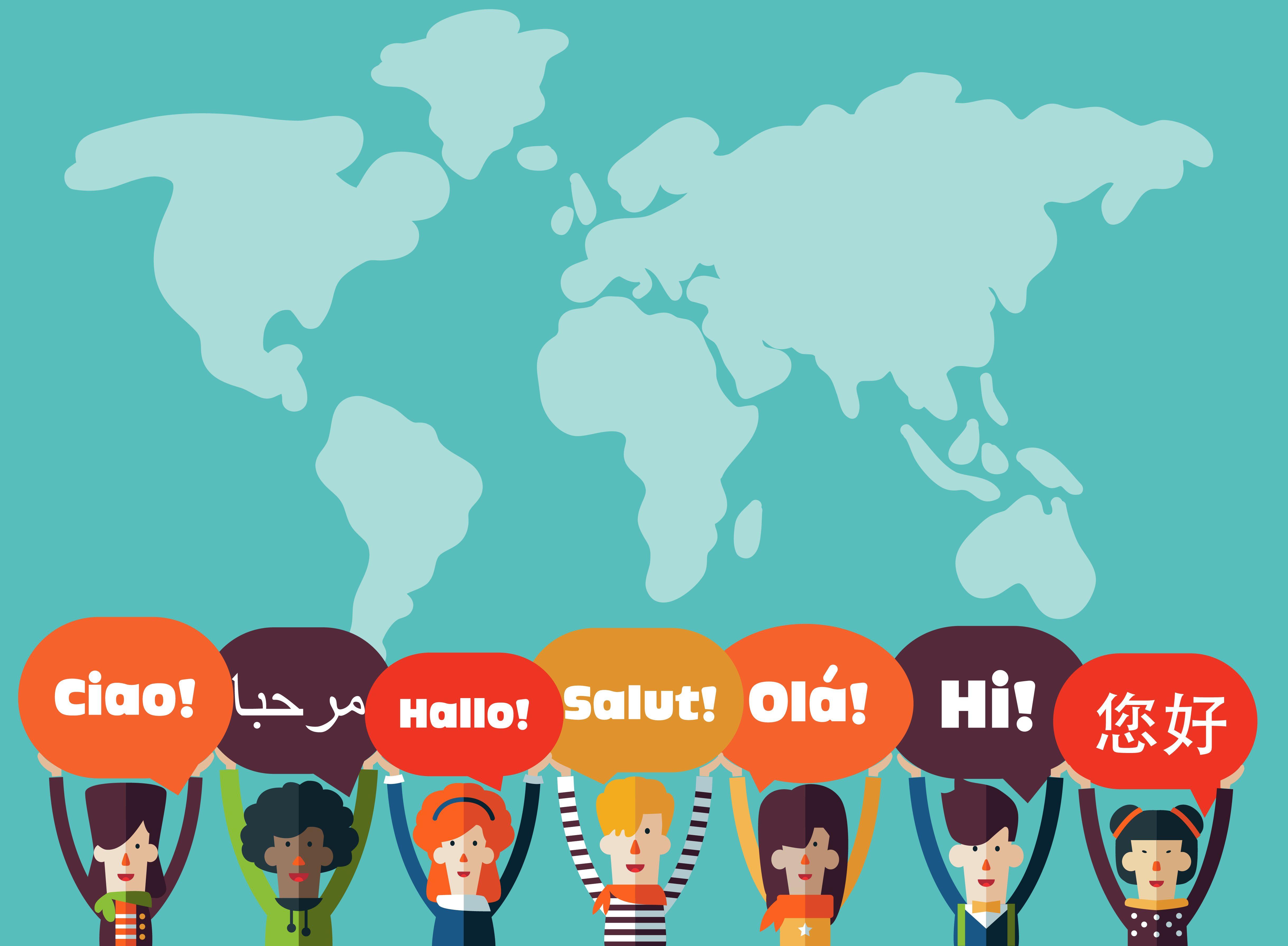 Cómo Decir Hola Y Su Pronunciación En Diferentes Idiomas En Francés Bonjour Bon Zhur En Griego ει Escuela De Idiomas Aprendizaje Comunicacion Efectiva