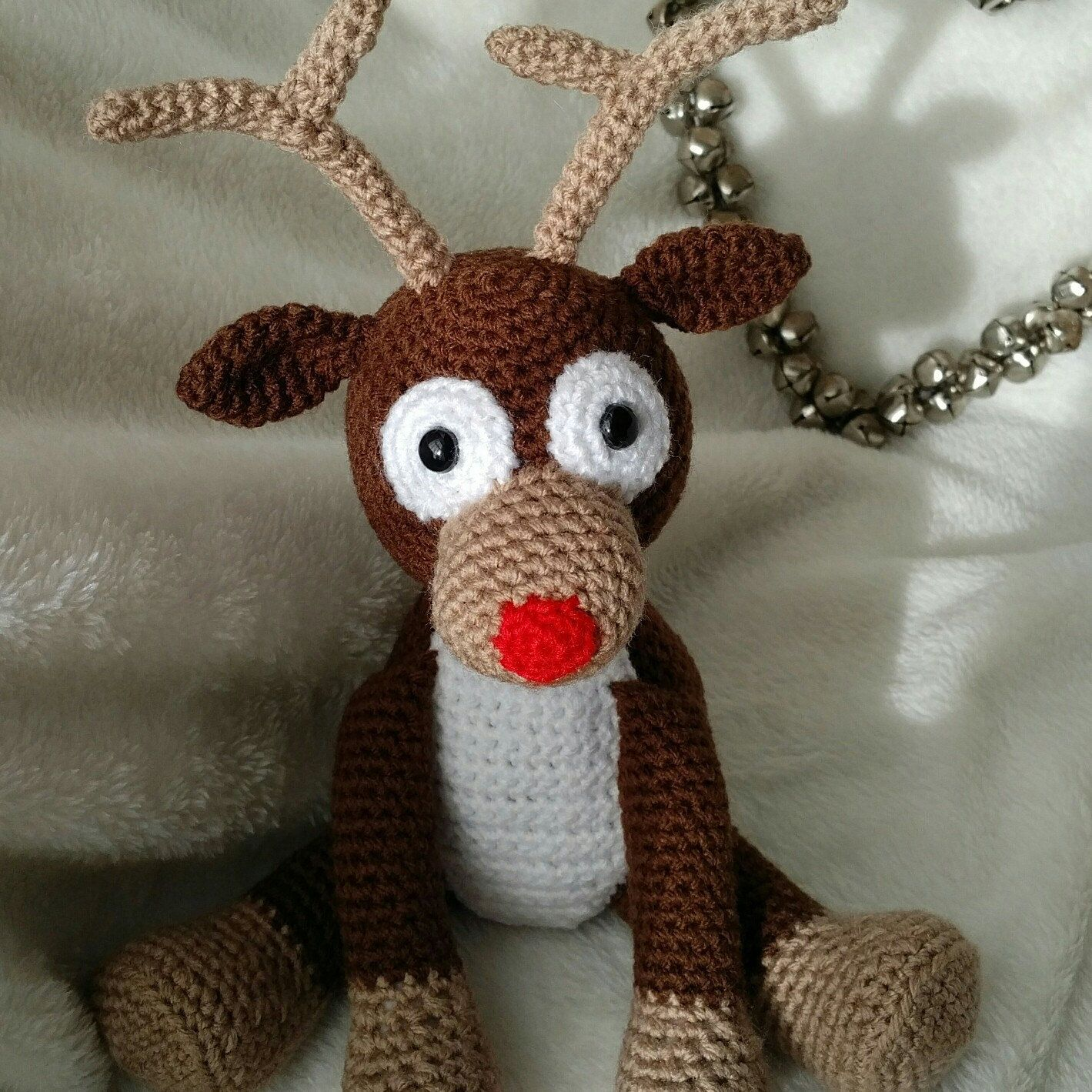 Reindeer crochet pattern rudolph the red nosed reindeer crochet reindeer crochet pattern rudolph the red nosed reindeer crochet pattern crochet pattern reindeer amigurumi pattern christmas bankloansurffo Choice Image
