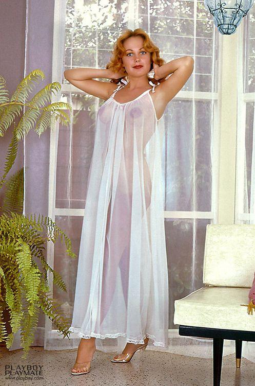 Mature female models in sheer lingerie — img 3