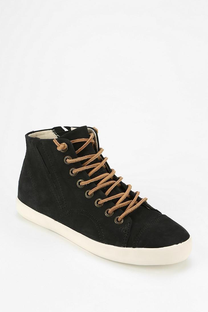 Vagabond Cortona Leather High Top Sneaker #urbanoutfitters