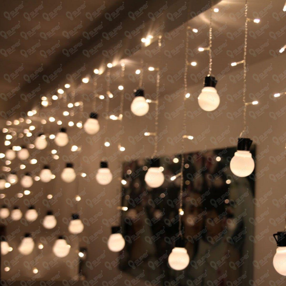 Multicolor Led String Fairy Light Bulb Lamp Decorative
