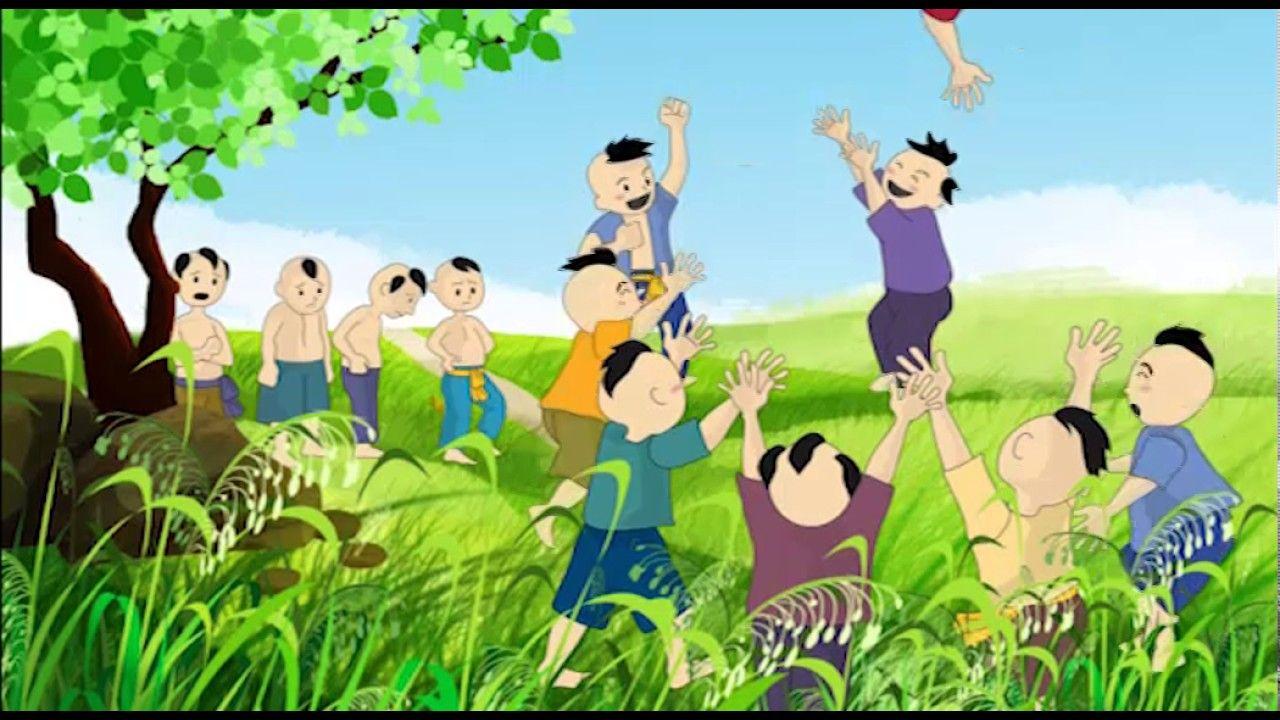 """Phim hoạt hình """"Cậu bé cờ lau Đinh Bộ Lĩnh"""" do #MAMstudiovn thực hiện. (www.mamstudio.vn) #MAMstudiovn #2Danimation #animatedfilm #vietnamesehistory #dinhbolinh #motiongraphic #film"""