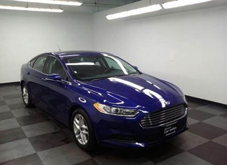 Used 2016 Ford Fusion St Louis Mo Certified Used Fusion For