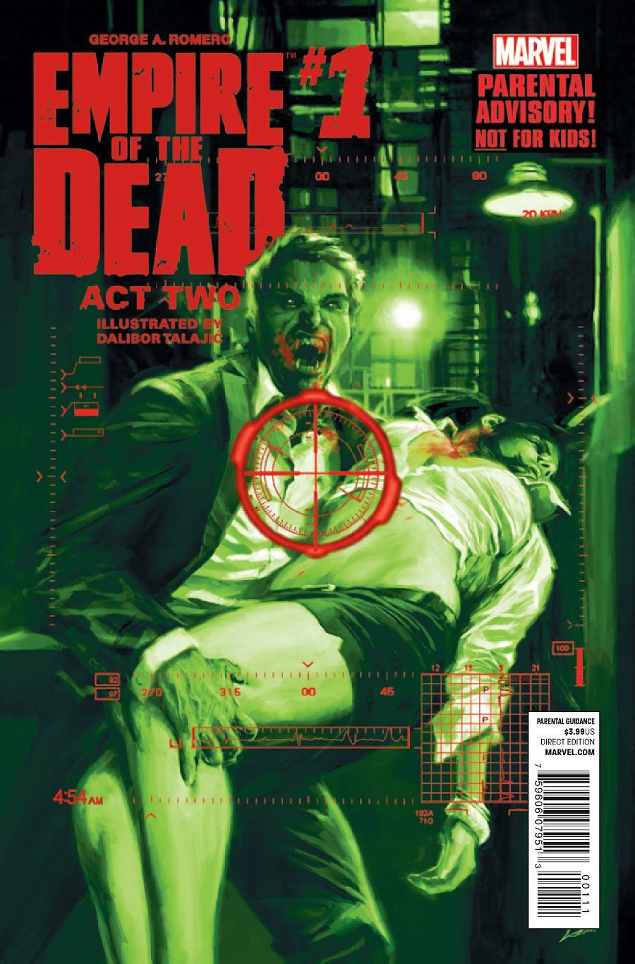 Empire of the Dead - Act Two #1 http://c4comic.it/2014/09/07/anteprima-empire-of-the-dead-act-two-1/
