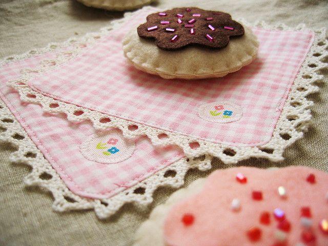 tea time play napkins style no. 2 by nanaCompany, via Flickr