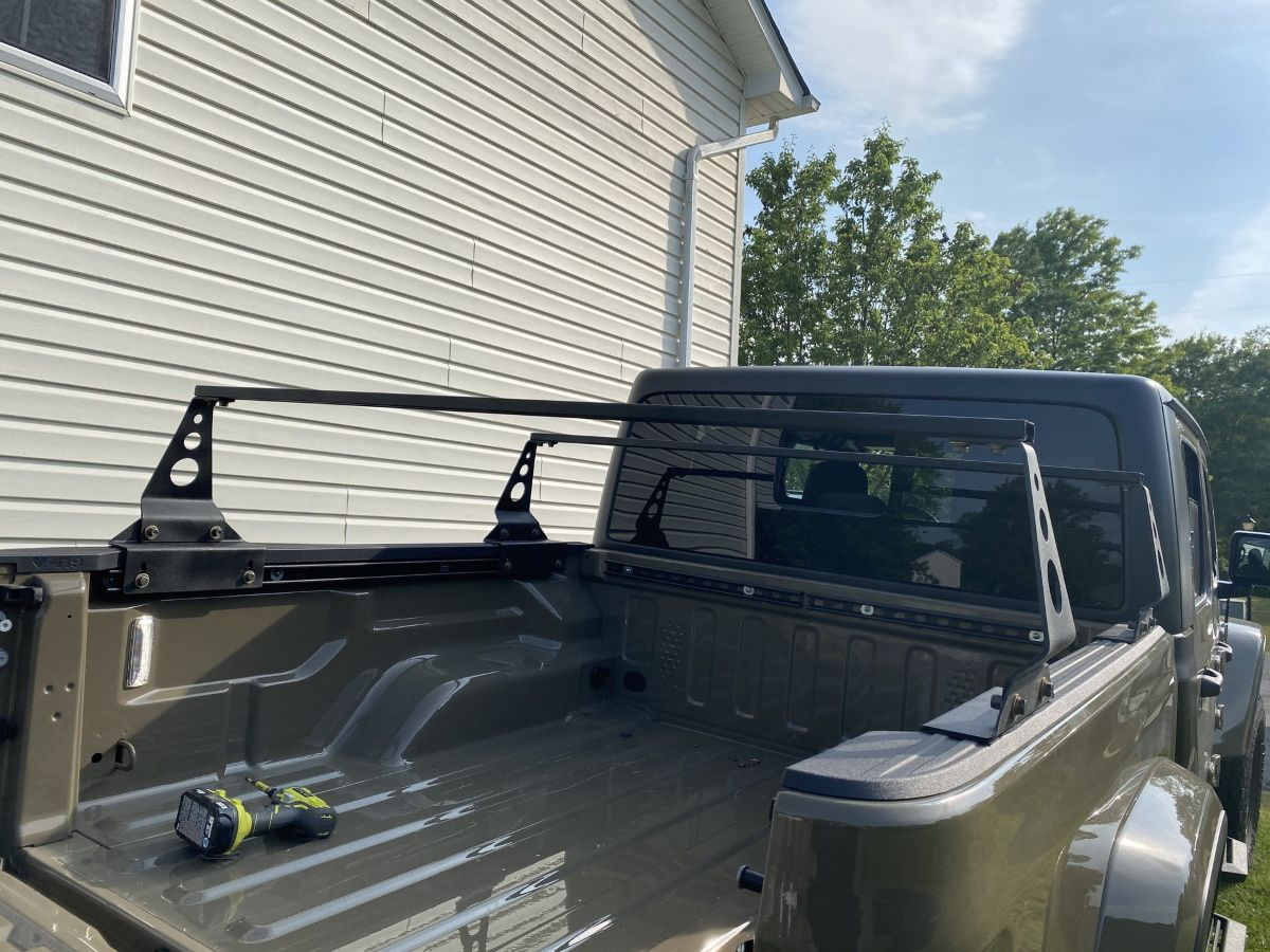 Pin on Trailer Racks, Howto build