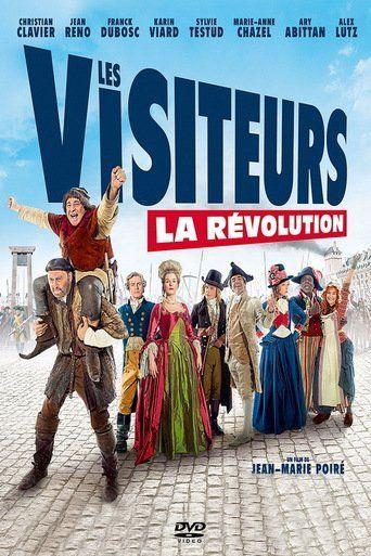 Les Visiteurs La Revolution Film Complet Les Visiteurs La Revolution Film Complet En Streaming Vf Les Visiteurs La Rev Jean Reno Revolution Good Movies