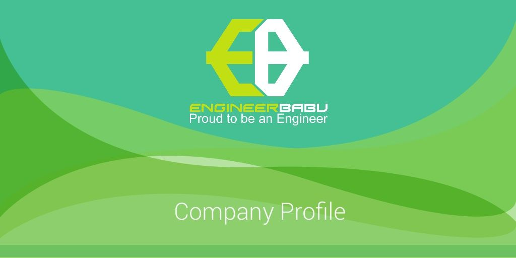 Engineerbabu Company Profile By Engineerbabu Via Slideshare Company Profile Engineering Companies Profile