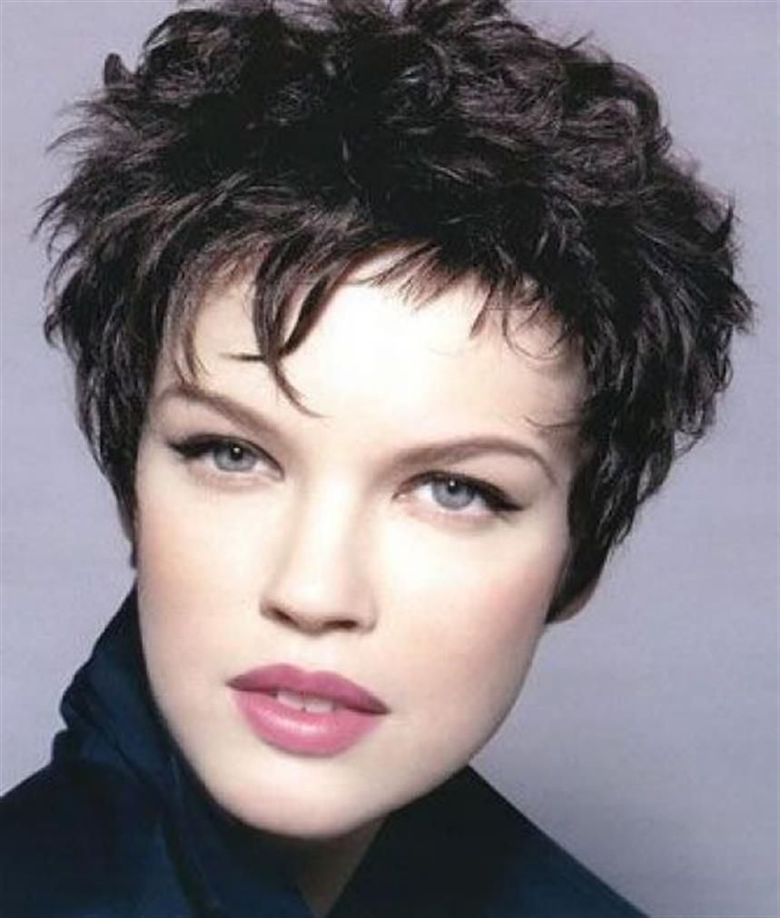 Short Funky Hairstyles For Women Pictures Shorter Hair Cuts Hair