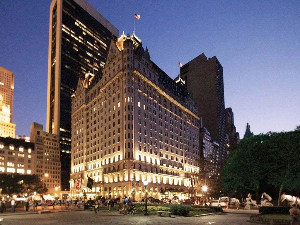 The Plaza Hotel in New York | Hotel Interior Designs http://hotelinteriordesigns.eu/the-secrets-of-the-plaza-hotel-new-york/ #design #interior #design #best #hotel #interiors