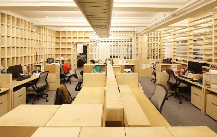 Echoing Green Office By Taylor Miller Architecture Design New York City Retail