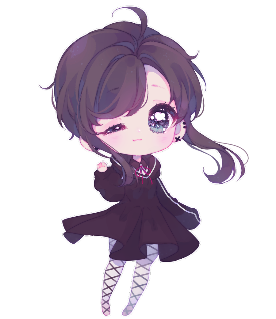 Pin By L On Chibi Cute Anime Chibi Anime Chibi Digital Artist