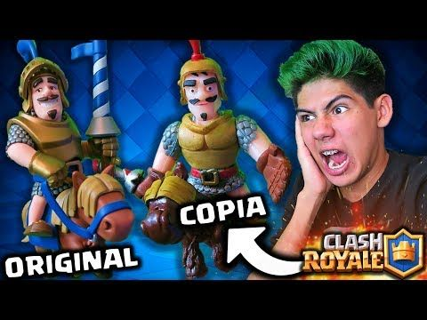 Clash Royale Original Vs Clash Royale Copia Es Enserio