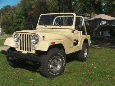 Sell Used 1981 Jeep Cj5 Base Sport Utility 2 Door 2 5l In Westlake