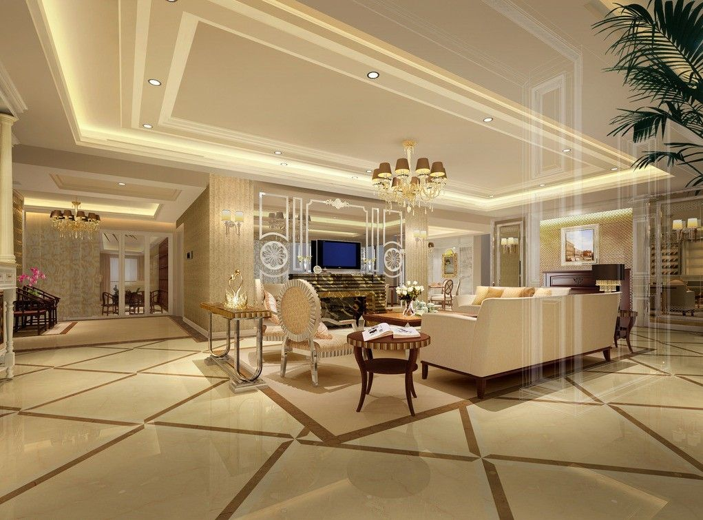 Luxury Villa Interior Design For more pictures please visit http