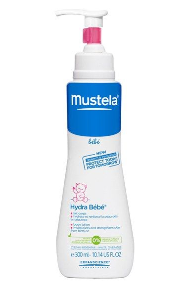 Mustela Hydra Bébé Body Lotion Available At Nordstrom Baby