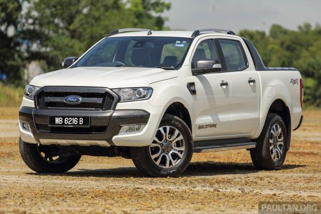 Ford Ranger Production To Be Increased To Cope With Demand Ftm