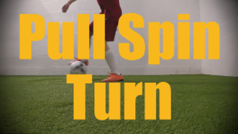** Pull Spin Turn - 1v1 Moves - Change of Direction - Quick Turns for U12-U13 **  This 1v1 soccer move can be practised with the Pull Spin Turn (Wall Work Drills for U12-U13): http://ultimatesoccermovescollection.com/videos/ball-control/wall-work-drills/176-pull-spin-turn  More U12-U13 videos: http://ultimatesoccermovescollection.com/playlists-hidden/77-playlist-u12-u13 More Quick Turns: http://ultimatesoccermovescollection.com/videos/1v1-moves/change-of-direction/quick-turns