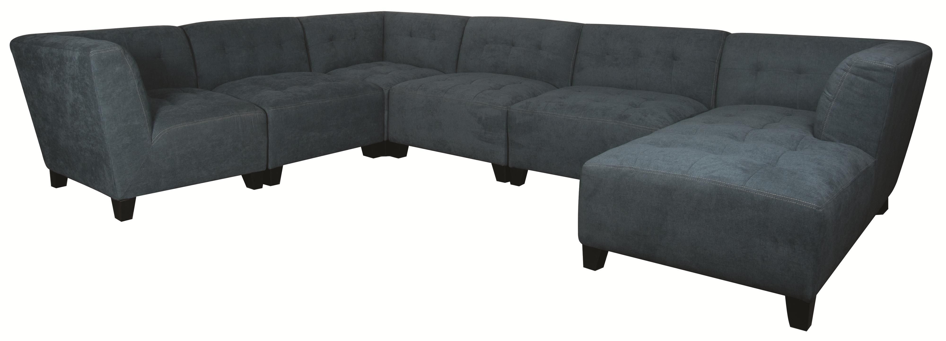 Ordinaire Emerson 6 Piece Sectional Sofa   Morris Home Furnishings   Sofa Sectional  Dayton, Cincinnati, Columbus, Ohio I Would Want A Diff Color But I Like  That It: ...