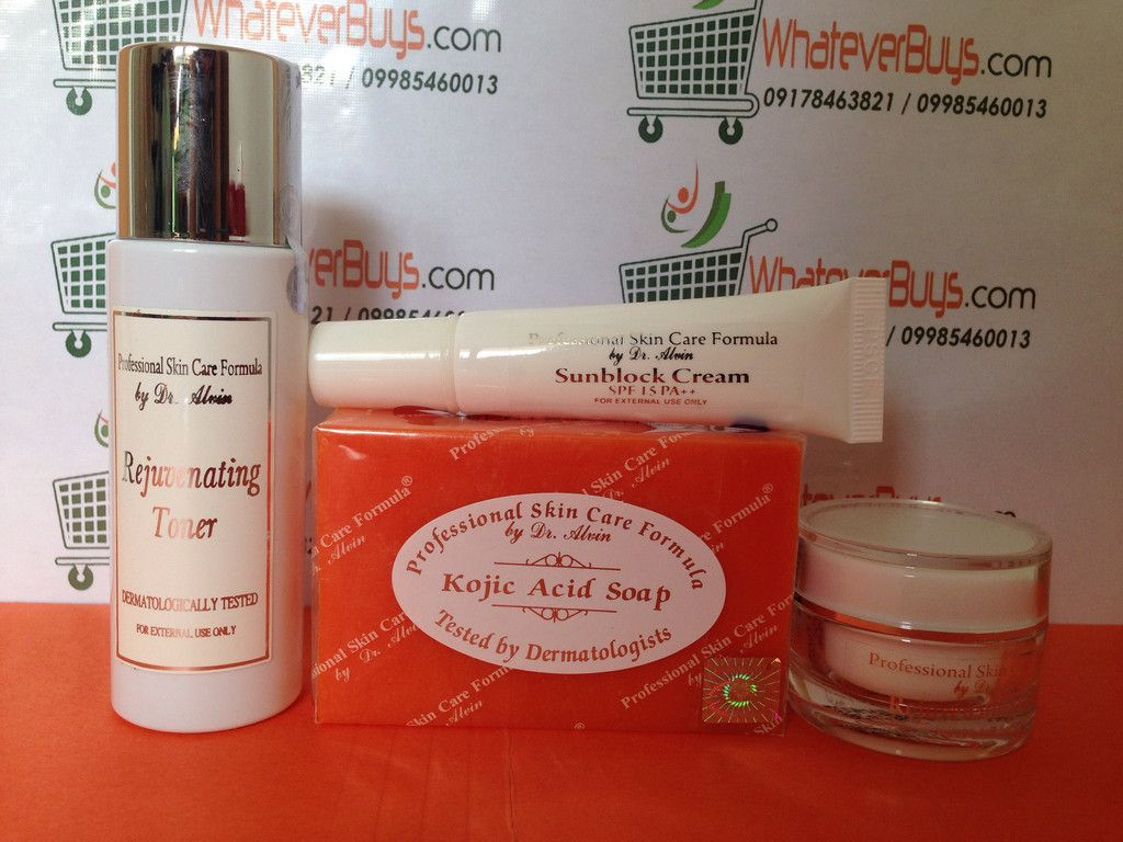 Professional Skin Care Formula By Dr Alvin Rejuvenating Set Professional Skin Care Products Skin Care Care