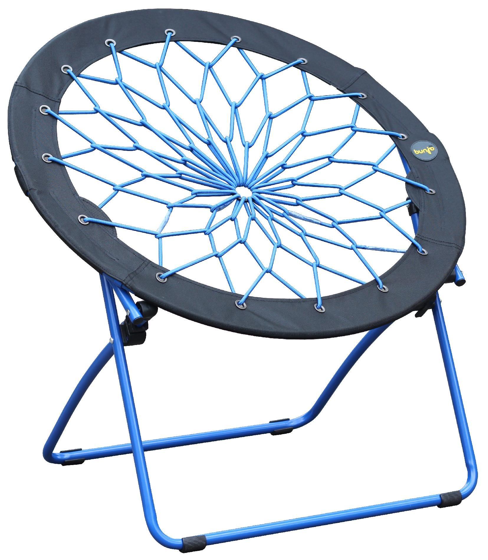 Bunjo Bungee Chair Blue Bungee chair, Chair, Danish
