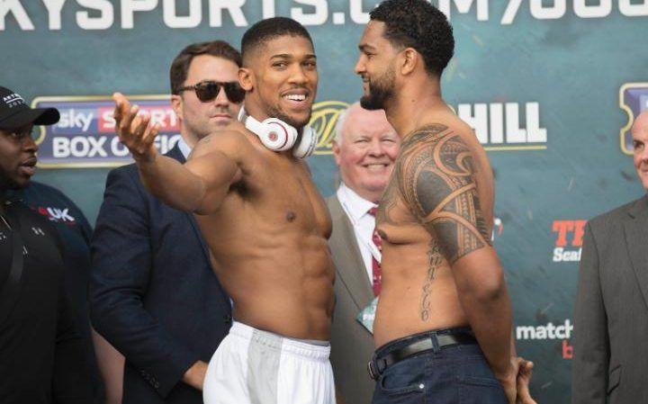That Smile Anthony Joshua Boxing Anthony Joshua Anthony Joshua Vs