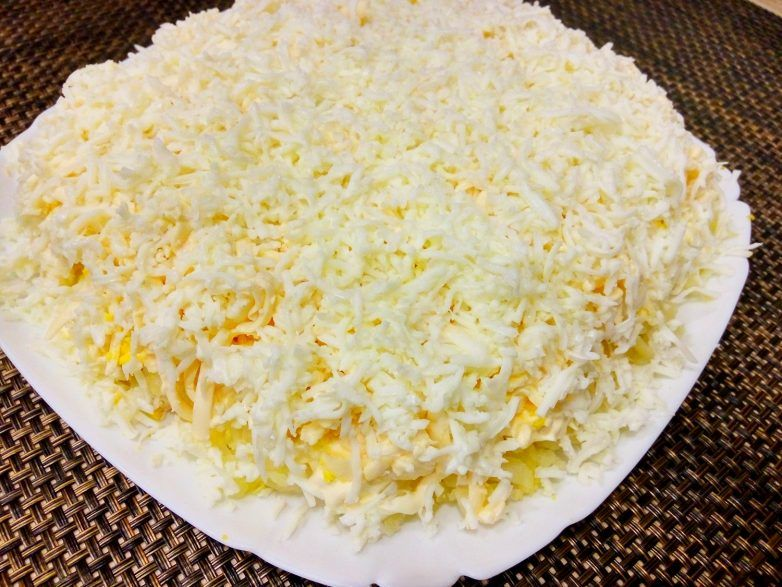 Салат с курицей «Нежность» | Идеи для блюд, Кулинария и ...