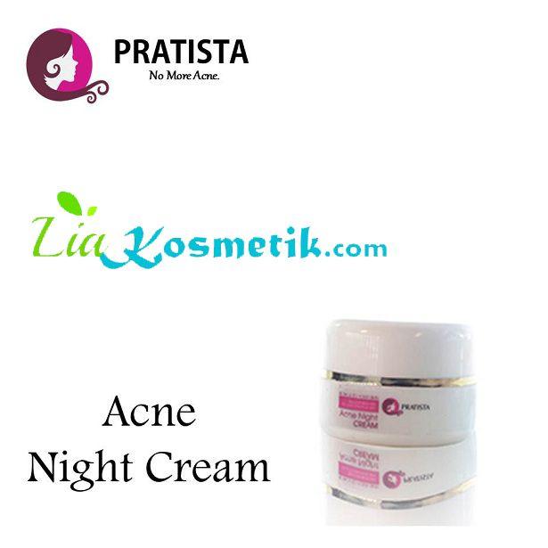 Night Cream Jerawat