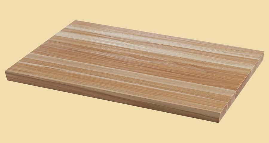 Hickory Hand Scraped Butcher Block Countertop In 2020 Butcher