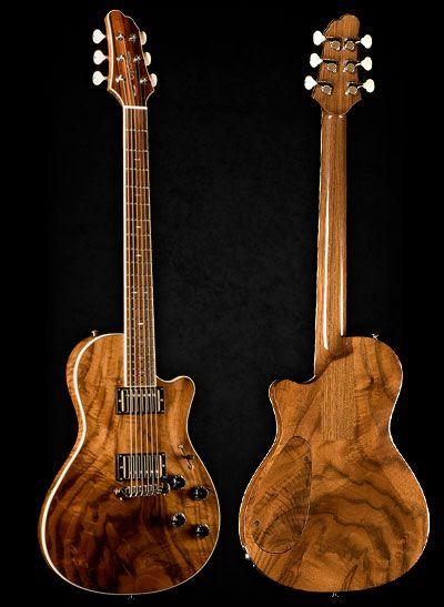 Cp Thornton Guitars Contoured Legend Special