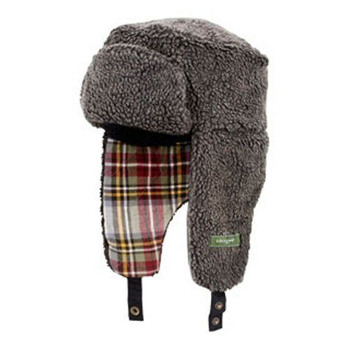 96bf8d973b95ff Berber Fleece Trapper Hat - Mens - - LICORICE BROWNFrom #Life Is Good List  Price