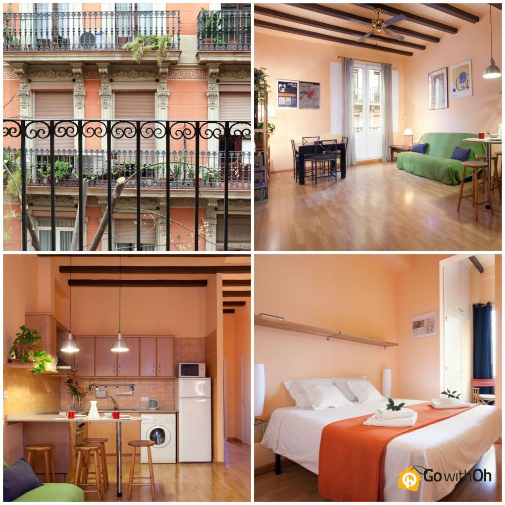 Barcelona Apartments: Take A Trip To #Barcelona & Imagine Yourself In A Place