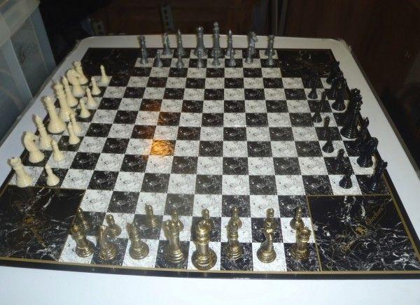 4 Player Chess Set