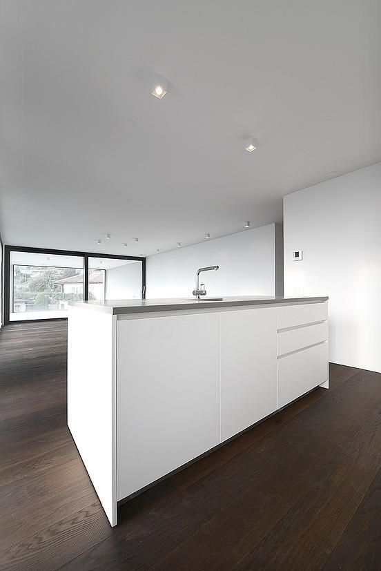 Splendide Cucine Varenna Poliform Per Gli Appartamenti Della Residenza  Lucino 32 A Lugano. Cucine Moderne