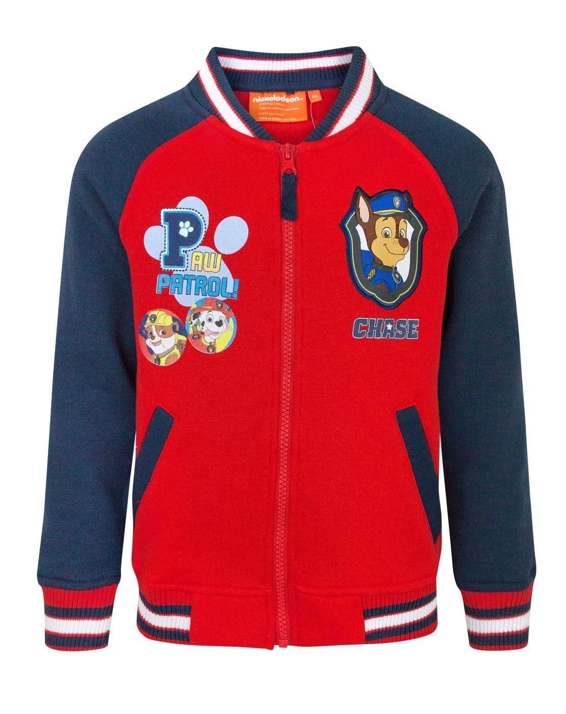 ceca3ed234 Paw Patrol Chase Boy's Bomber Jacket (3 Years). Officially licensed Paw  Patrol merchandise