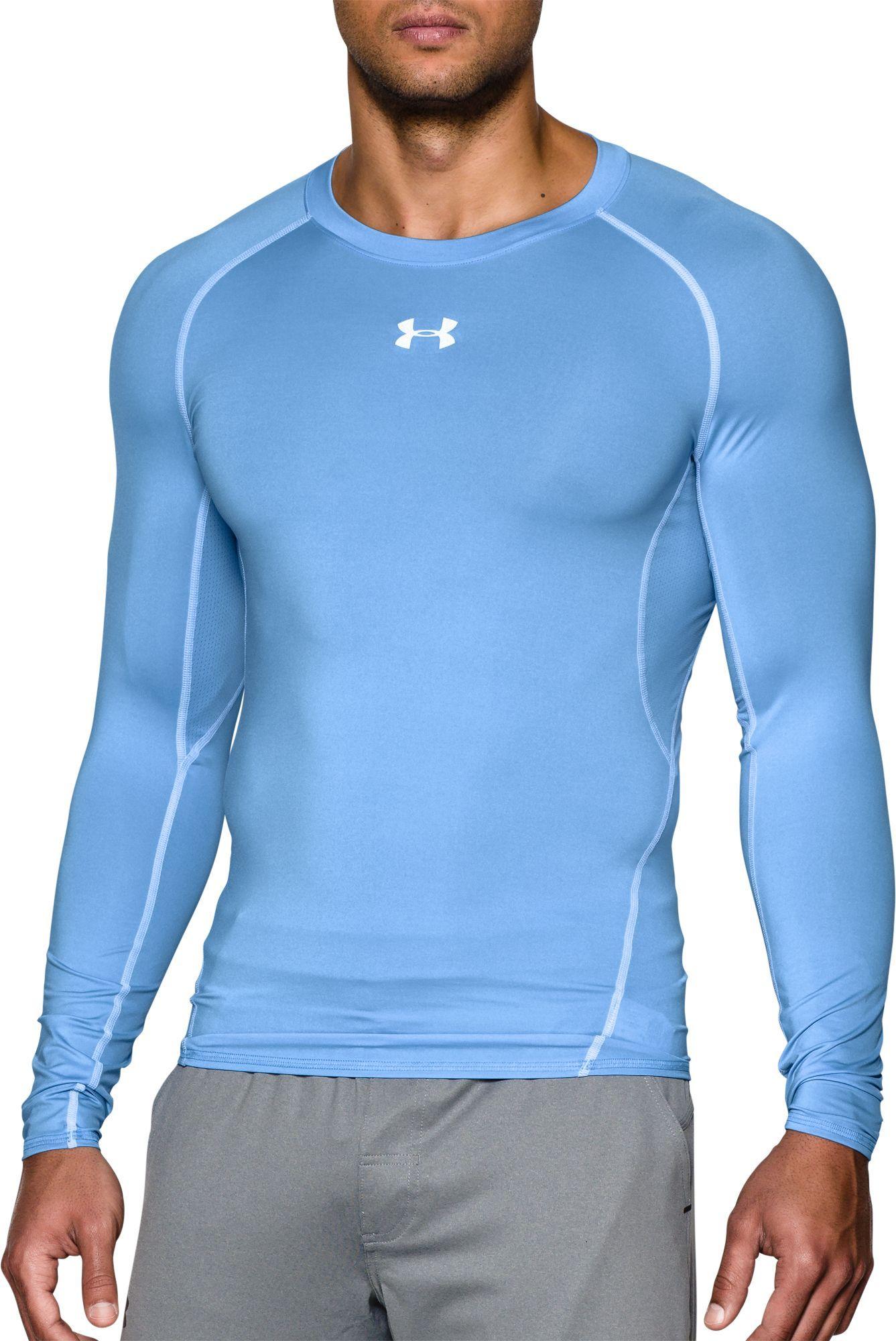 08f49fe60d Under Armour Men's HeatGear Armour Long Sleeve T-Shirt | Products ...