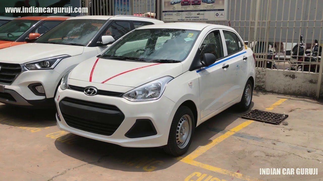 Hyundai Xcent Cng 2020 In 2020 New Engine Hyundai Car