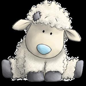 Cottonsocks The Cuddly Sheep Tatty Teddy Arte Bebe E Arte Fofa