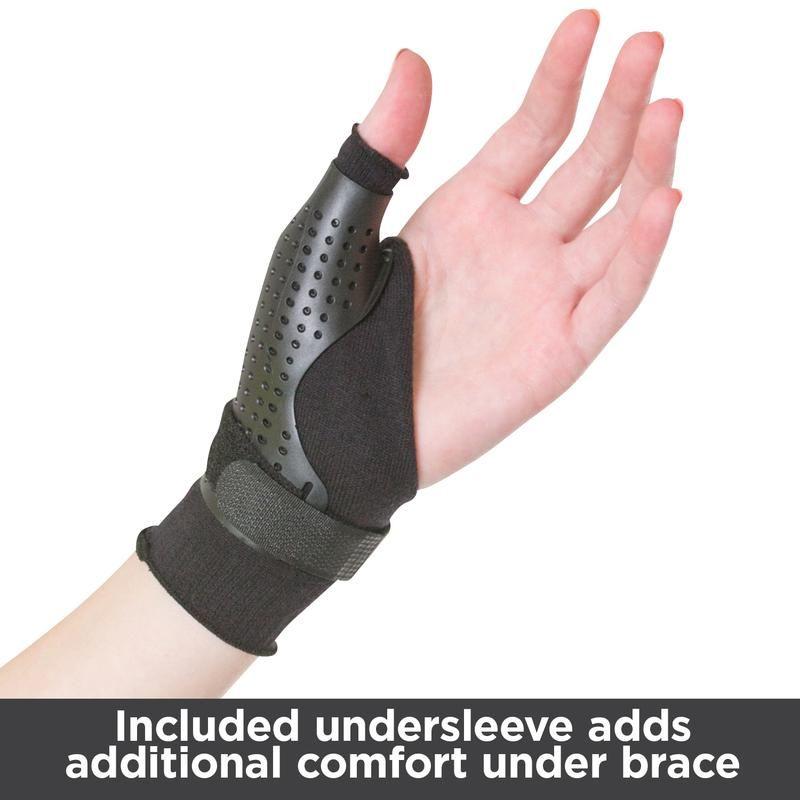 Apologise, but, broken thumb treatment topic has
