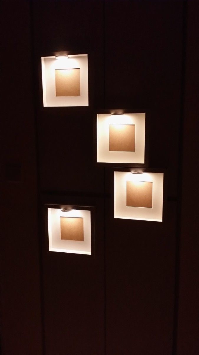 Ribba Frame Dioder Led Multi Use Lighting Decorative Night Lights Ikea Hackers Decorative Night Lights Night Light Ribba Frame