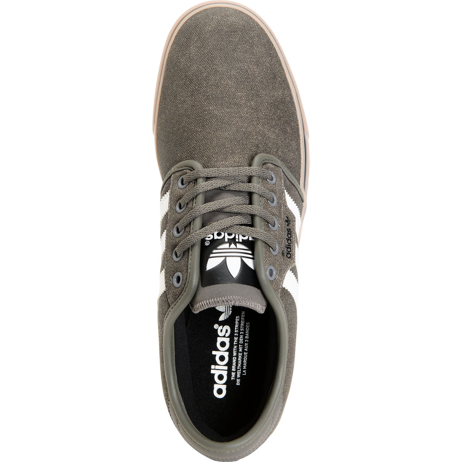 Dominante Cerdo carpeta  adidas Seeley Mid Cinder Waxed Canvas & Gum Shoe | Shoes, Adidas, Skate  shoes